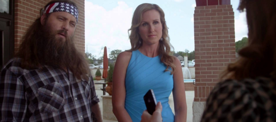 'Duck Dynasty' Star Korie Robertson Ticks Off Liberals With THIS Epic Statement