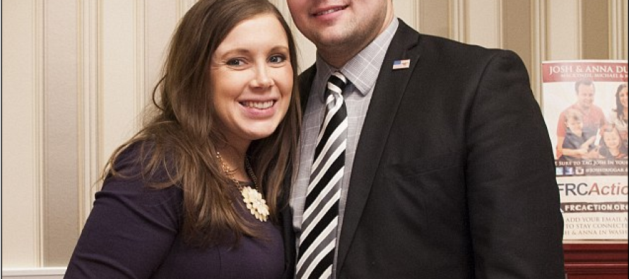This Porn Star Just Dropped a NUKE on Josh Duggar