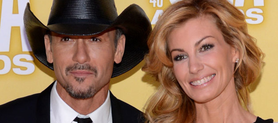Country Fans Shocked After Faith Hill Says THIS About Obama…