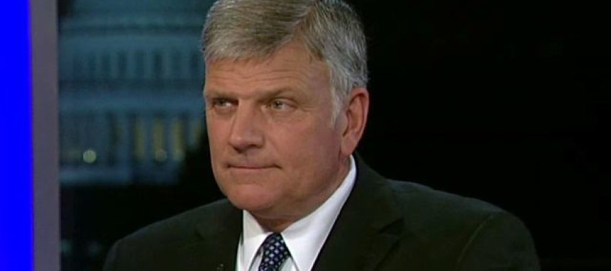 Franklin Graham Launches Nationwide Tour Calling Christians to Get Involved in 2016 Election [Video]