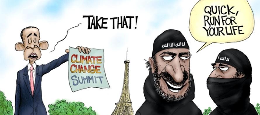 We'll Show ISIS (Cartoon)