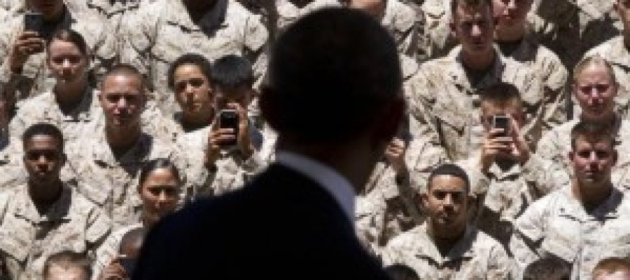 Pentagon Hiding Massive Wave Of Gay Rape In The Military
