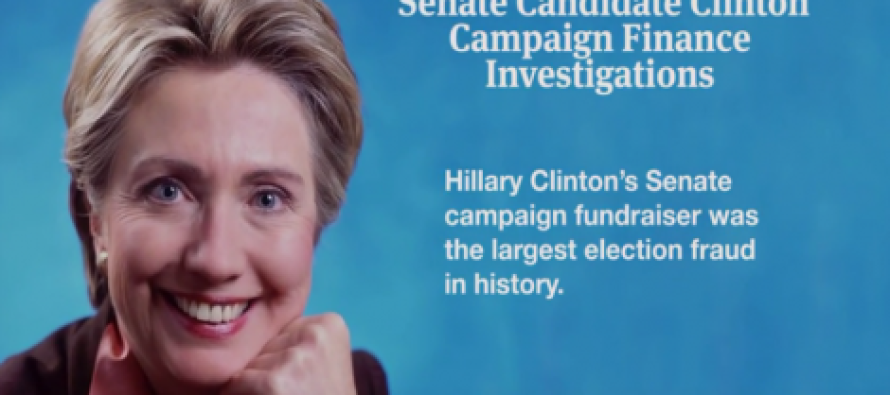 TELL ALL VIDEO: Hillary Clinton EXPOSED As CAREER Criminal… This Could Cost Her!