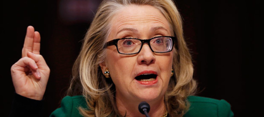 Hillary a Marine? Please! Claims Abusive Recruiter Said, 'Maybe the dogs would take you.'