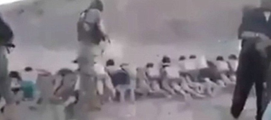 Revealed: ISIS Video Claiming to Show Hundreds of Children Being Executed is Actually a Year Old Propaganda Film