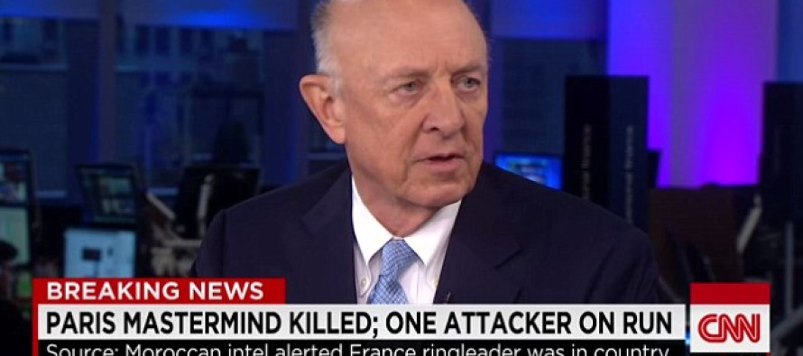 Hang 'Em High! Ex-CIA Head James Woolsey Says Hang Edward Snowden for Treason