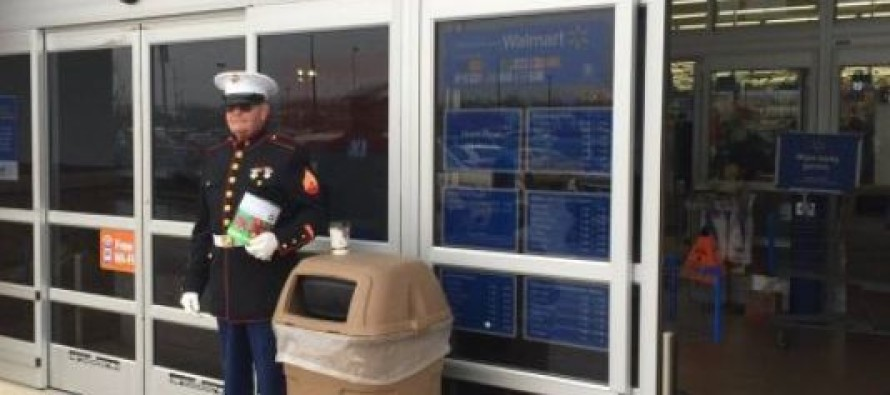 Walmart Forces Marine Out of the Store – the Reason Why Will Make You Sick