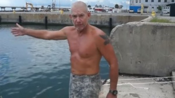 Marine Drowning
