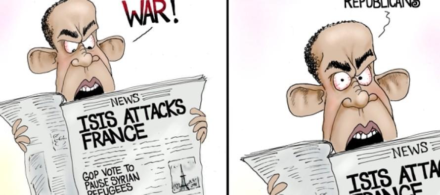 Enemy Number One (Cartoon)