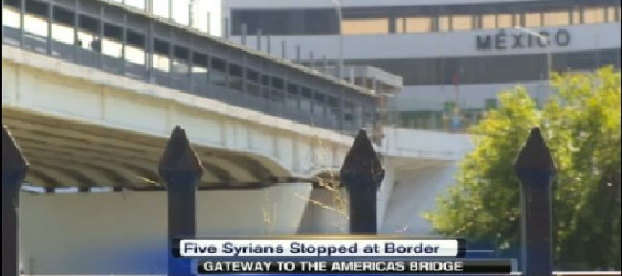 Breaking News: 5 More Syrian Refugees Caught on Texas Border – That Makes 13