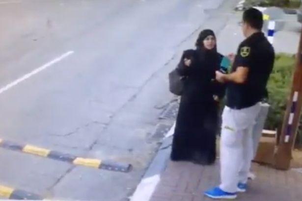 Muslim Stabbing