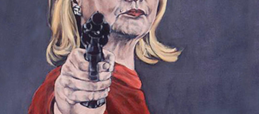 Book Depicts Clinton as the Thug & Criminal She Is – Behold the Cover of 'My Turn'