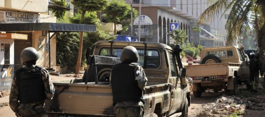 "Hotel Horror: Radical Islamists Storm Hotel Shouting ""Allahu Akbar"" – Take 170 Hostages"