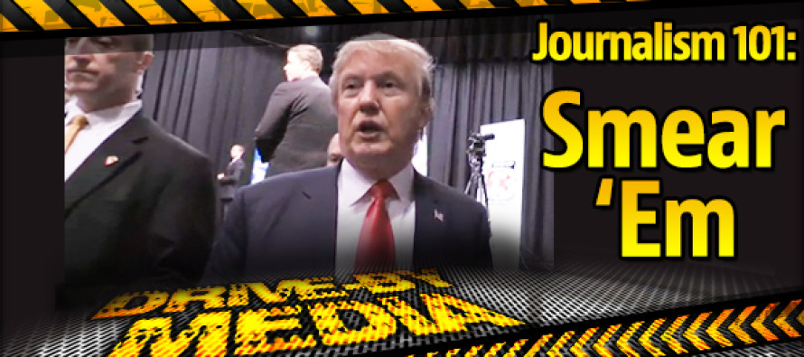 Political Assassination – Media Smears Trump Claiming He Said Register All Muslims