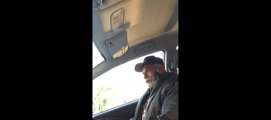 Guy Takes Homeless Veteran to Drive-thru and Makes Him an Offer That Brings Him to Tears