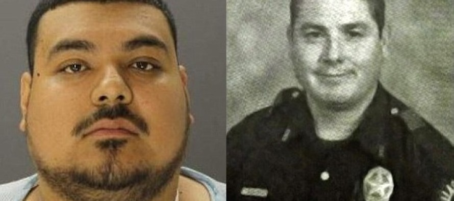 Man Jailed 'For Running Over A Dallas Police Officer' Has Already Been Deported THREE TIMES In The Past 11 Years
