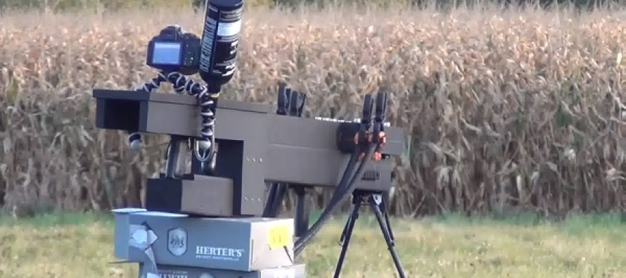 VIDEO: One Crazy YouTuber Just Created A Railgun