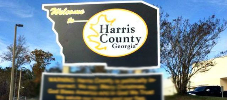 Sheriff's 'Politically Incorrect' Sign Turning Heads