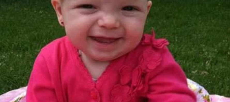 Man fatally crushed baby girl with his foot because he felt 'used' by neighbor
