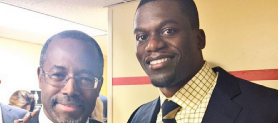 NFL Player Benjamin Watson Says Dr. Ben Carson in Same League as Rosa Parks and Dr. King