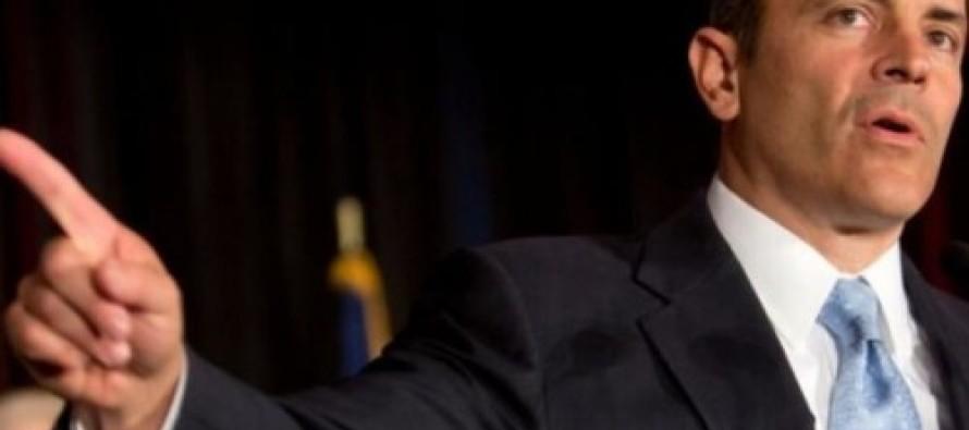 Kentucky Gov.- Elect Matt Bevin To EPA on Major Issue: 'Pound Sand'