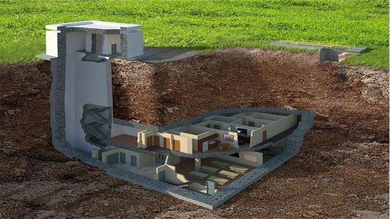 Image result for underground bunker