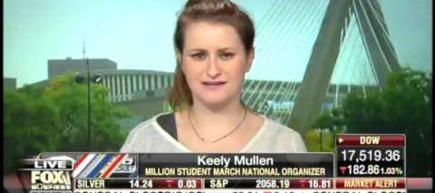 VIDEO: Neil Cavuto Humiliates Student Who Demands Free College and Has No Idea How to Pay For It