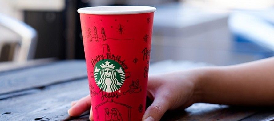After Being Hammered By Christians Over Their Cups, Starbucks Caves and Does This