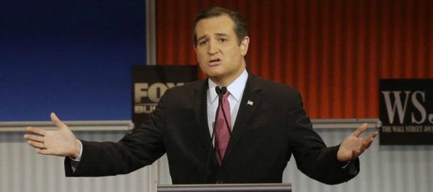 The Best Moment Of Last Night's Debate: Ted Cruz Goes Off On Illegal Immigration