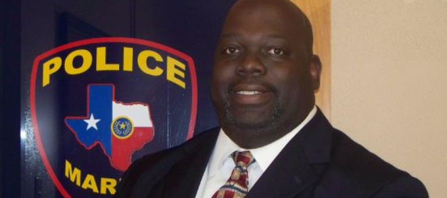 "Texas Police Chief Shot in the Head, is Hospitalized With a ""Life-Threatening"" Wound"
