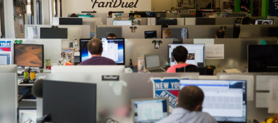 Hey, DraftKings and FanDuel, fantasy football is gambling plain and simple Stop lying about it