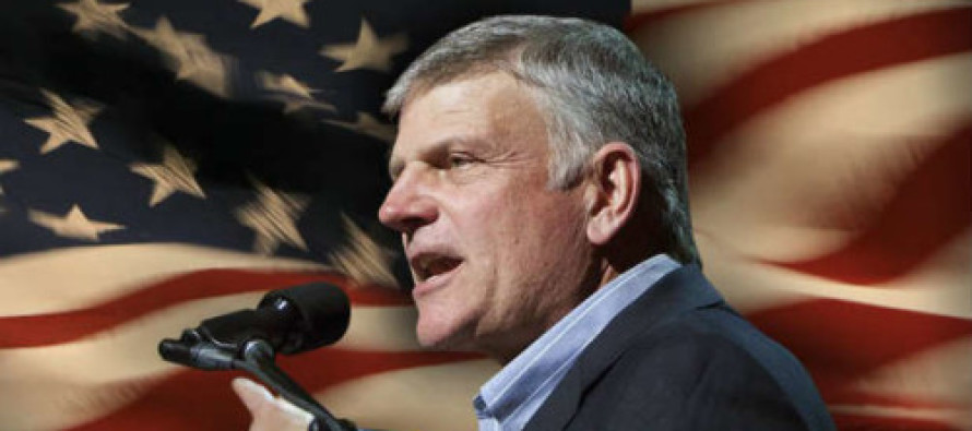 Franklin Graham: We Need Prayers to Stop Islam 'In Its Tracks'