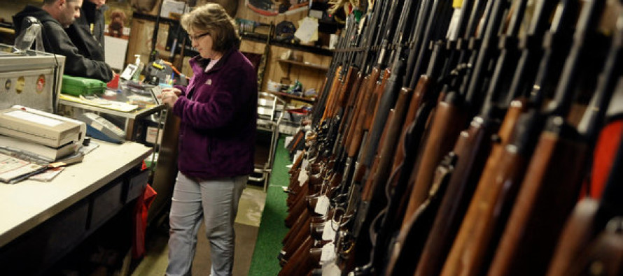 Gun Sales at RECORD All Time High… And You Won't Believe the Reason Why