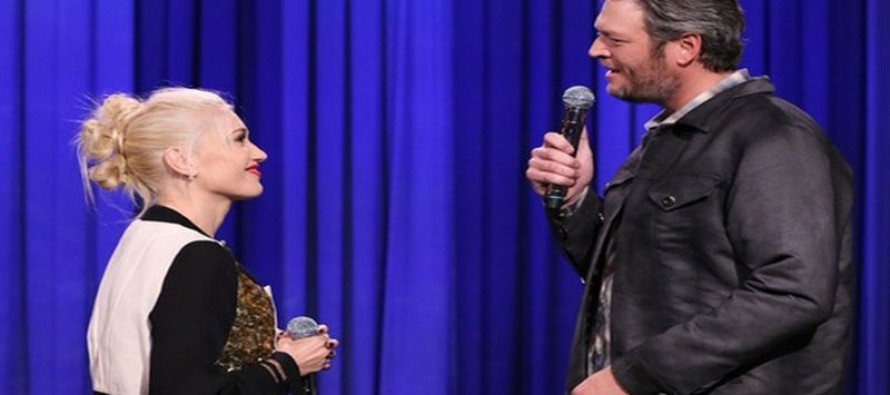 Blake Shelton Supports Gwen Stefani – and It's Adorable [Read]
