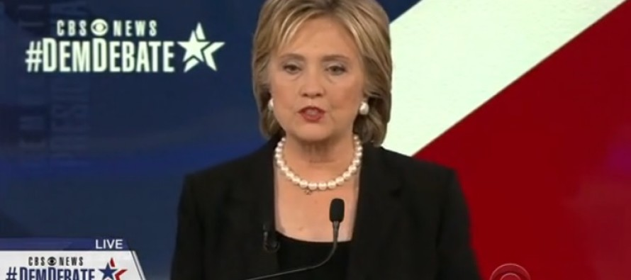 Hillary Clinton AFTER the Paris Terrorist Attacks: We Need To Bring In EVEN MORE Syrian Refugees