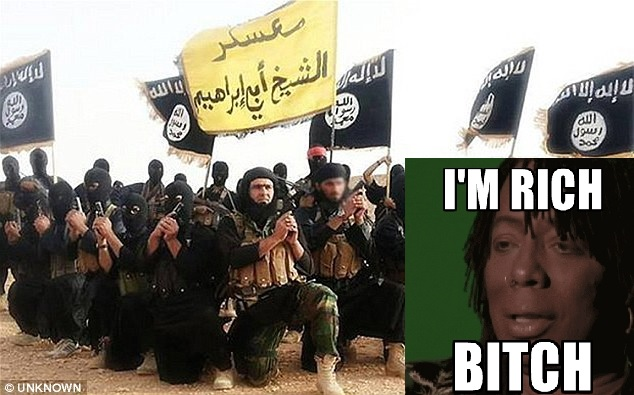 isis is rich