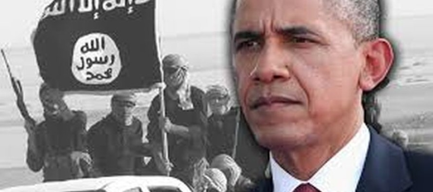 Obama Didn't Bomb ISIS Oil Because of the Environmental Impact [Watch]