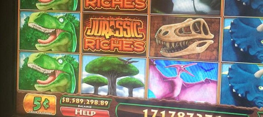 Woman who won $8.5 mil casino jackpot is denied winnings because they say slot machine malfunctioned