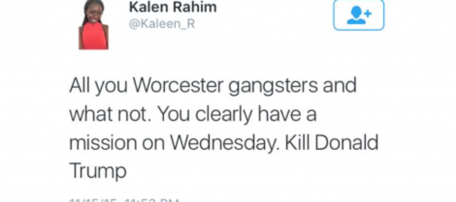 Black Massachusetts Woman Wants Gang Bangers to Kill Trump… She Gets Nailed by Viral Justice