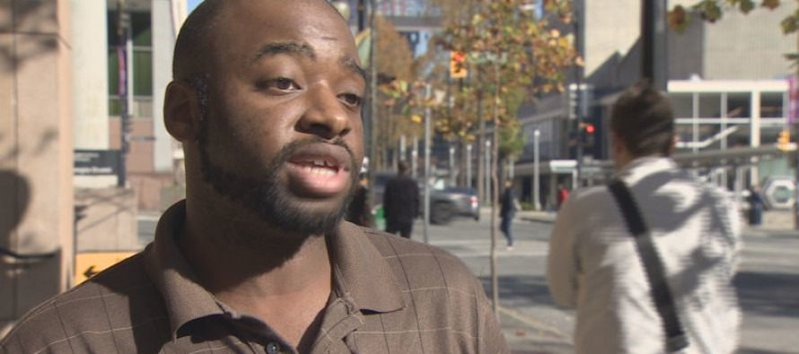 American asks for asylum in Canada because he says police in U.S. will kill him because he is black