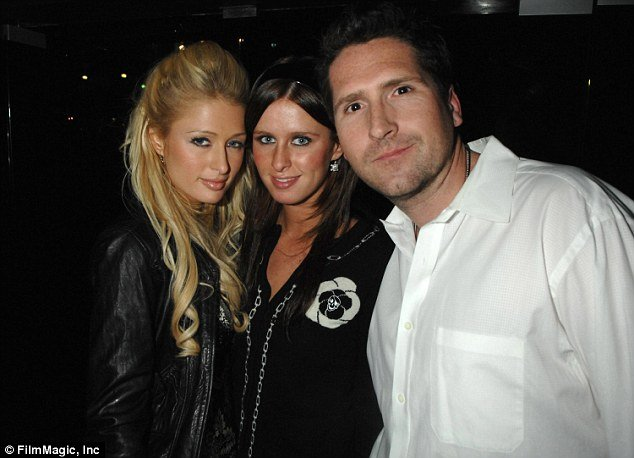 Restaurateur Josh Woodward (above with Paris and Nicky Hilton in 2007) pleaded no contest in an Los Angeles courtroom on Friday to attempted murder