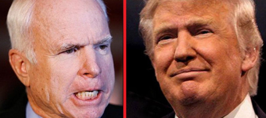 John McCain Defends ISLAM, Bashes Trump for Criticizing the 'Honorable Religion'