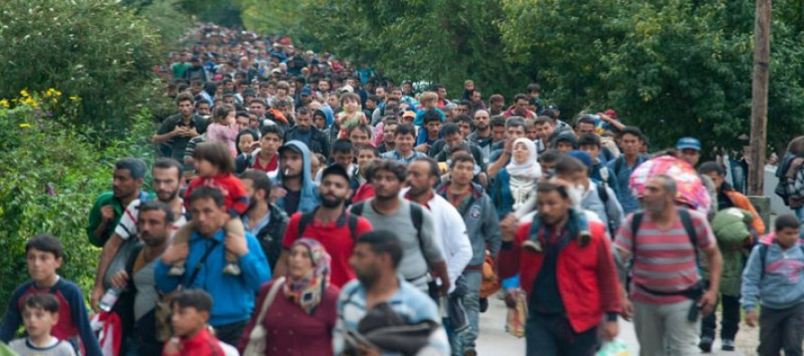CHILLING VIDEO : Liberals DO NOT Want You To See THIS Video On Refugees [Watch]