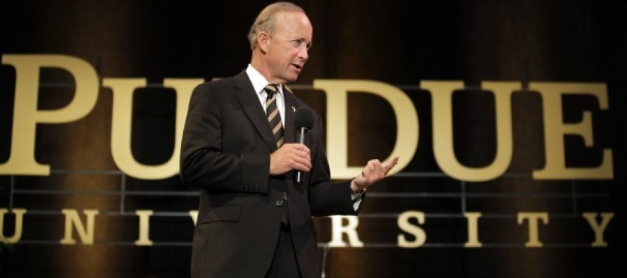 Purdue President Slaps Down the Anti-Free Speech Idiocy at Yale and Mizzou