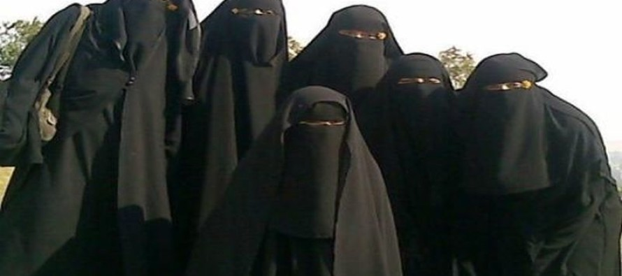 The Swiss Impose $9,800 Fines On Burqas