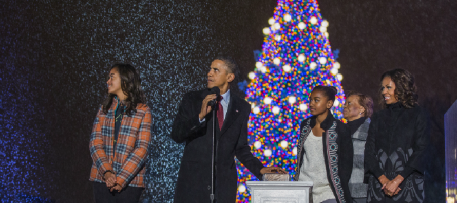 Obama's Veterans Affairs Facility Just Banned 'Merry Christmas'