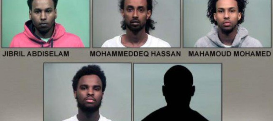 Five Foreign Nationals Arrested on the Ohio Turnpike; Passports Taken