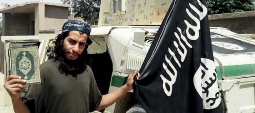 The Ringleader of the Paris Terrorist Attacks MOCKED Open Borders