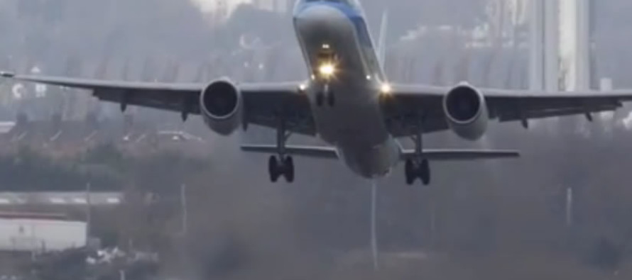A miracle that these airline passengers actually made it