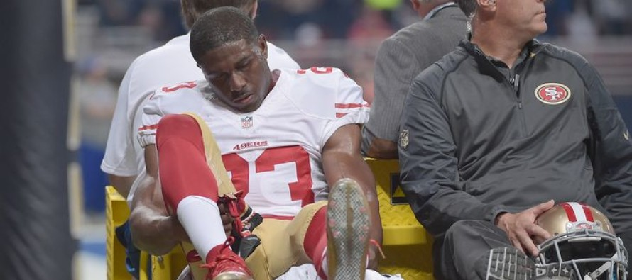 Football Player Reggie Bush to Sue City of St. Louis Because He Was Injured in a Football Game